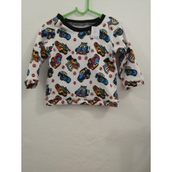 Shirt Rennauto